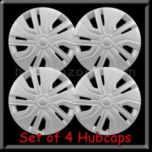 14 Silver Mitsubishi Mirage Hubcaps 2014 2020 Replacement Mirage Wheel Covers