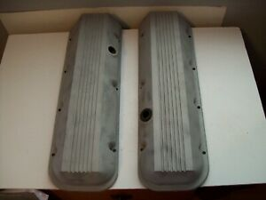1996 2000 Chevy Gmc 454 Vortec 7 4 Engine Valve Covers 12550009