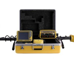 Topcon 3d mc2 Single Antenna Dozer Gps Kit W Mc r3 Digital Uhf Ii Gx 55