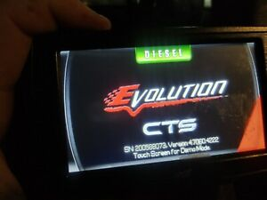 Edge Products Cts Insight Touch Screen Obd2 Monitor Gauge Scanner Condition Used