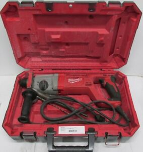 Milwaukee 5262 21 1 Sds Plus Rotary Hammer With Hard Case