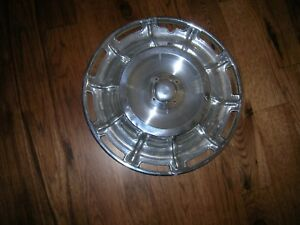 Gm 1959 1962 Corvette Wheelcover Hubcap Early Take Off 327 Fi