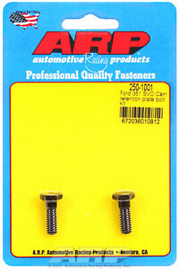 Arp 250 1001 Ford 351 Svo Block Cam Retainer Plate Bolts Set Of 2 Hex Head
