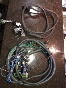 Western Fisher Snow Plow 3 Port Light Wiring Harness 29499 29861 3 Hb 3 H11