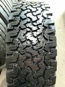 225 75r16 10 Lt At Warden Ply Remold Usa Used Tire 225 75 R16