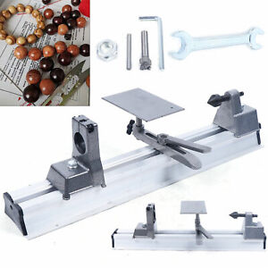 Electrical Hand Drill Driving Bench Wood Lathe Frame Multifunctional Hobby Lathe