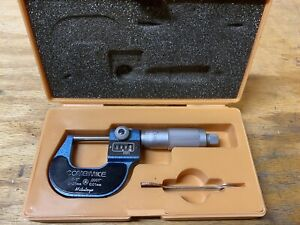 Mitutoyo 159 211 Combimike Digital Outside Micrometer Made In Japan