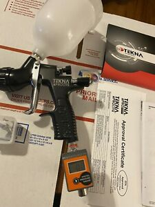 Devilbiss Tekna Prolite Spray Gun Compare To Sata Iwata And Binks