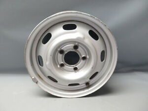 Volvo 122 Amazon Pv 544 Late Slotted Steel Wheel 1964 1970 123gt 15 670429