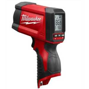 Milwaukee 2278 20 Temperature Gun M12 12 1 Infrared tool Only New