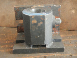 5c Collet Fixture Used Vertically Or Horizontally Machinist Jig Fixture Tool R19
