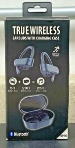 True Wireless 17ly86bk New Earbuds With Charging Case