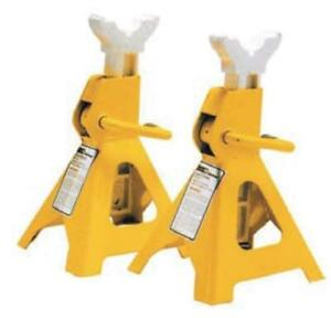 Performance Tools W41021 2 Ton Jack Stands