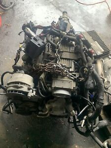 1996 Chevy Impala Ss Lt1 5 7 350 Engine 4l60e Transmission 105k Complete 96