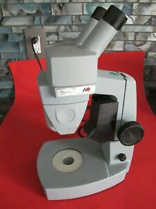 American Optical Ao forty Stereo Inspection Microscope