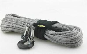 Smittybilt 8 000 Pound Xrc Synthetic Winch Rope 100 Ft