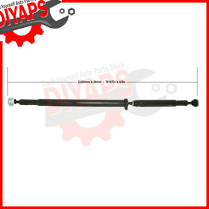 Rear Propeller Driveshaft Fits Land Rover Lr2 2013 2015 Awd From Vin Ah180238