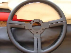 1983 Trans Am Leather Steering Wheel Original Restored To Show Condition