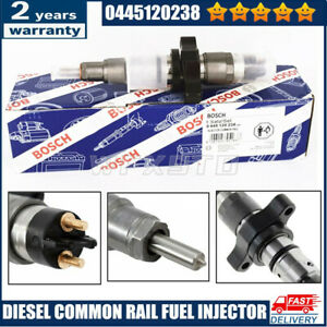 1pc Diesel Common Rail Fuel Injector Bosch Fits For 04 09 Dodge Ram Cummins 5 9l