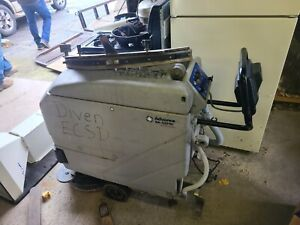 Advance Nilfisk Ba 5321d Floor Scrubber Machine Clarke Windsor