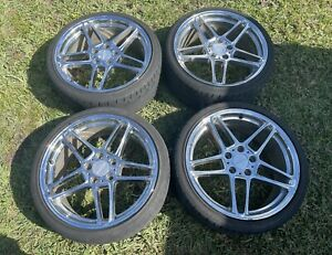 Ac Schnitzer Type 3 Wheels 19x8 5 5x120 Ronal Rare Bmw German Bbs Ssr Jdm Real