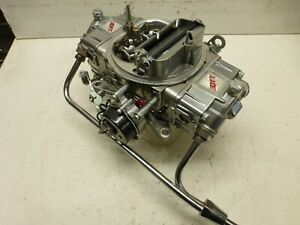 Hr 650 Quick Fuel 4150 Style Double Pumper Carburetor Electric Choke Very Nice