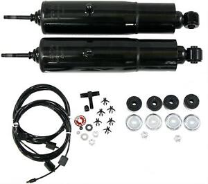 Gabriel Shock strut Hijackers Adjustable Air Shock Rear Pair 49178