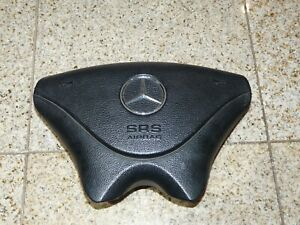 Mercedes Benz Oem R170 Slk320 Slk230 Driver Steering Wheel Bag Horn Button