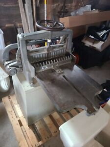 Chandler Price Co Guillotine Sheer 19 X 25 Blade Paper Cutter Vintage Antique