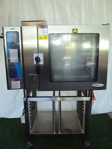 Alto Shaam 10 10 Electric Steamer Combitherm Combi Cooking Convection Oven
