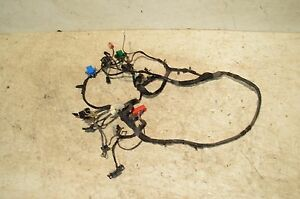 Jeep Wrangler Tj Dash Heater Ac Cluster Wiring Harness 1998 Soft Top 98j