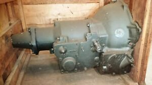Gm Factory Rebuilt C I Chevy Pg Powerglide Automatic Transmission 55 57 58 62