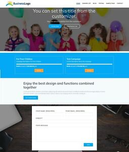 Donation Crowdfunding Fundraising Campaign Website Free Hosting