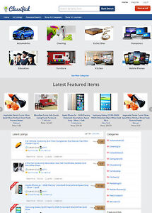 Classified Ads Website With Google Maps And Street View Free Hosting