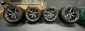 Ferrari F12 20 Wheels Oem 20x8 5 20x11 5 Mint Cond 315 35 20 255 35 20 Michelin