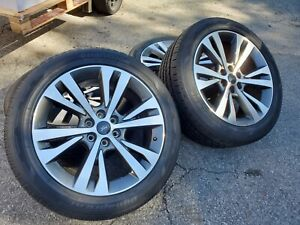 22 Ford F150 Factory Oem Wheels Tires Expedition King Ranch Rims