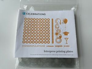 Letterpress Plates Celebrations We R Memory Keepers Lifestyle Quick Kutz