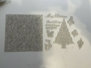 Letterpress Plates Jubilee Christmas We R Memory Keepers Lifestyle Quick