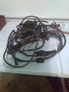Fisher Or Western Snow Plow Wiring Harness Complete With Isolation Module