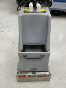 Thoro matic Commercial Carpet Cleaner extractor Used Three Times Great Unit