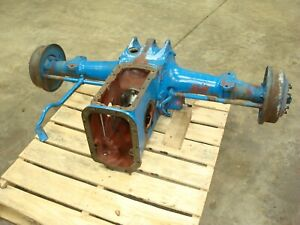 1953 Ford Jubilee Naa Tractor Rear End Differential Assembly