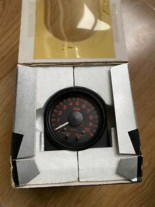 Hks 60mm Oil Pressure Gauge Rare New Zero r For Skyline 240sx S13 S14 R32 R33