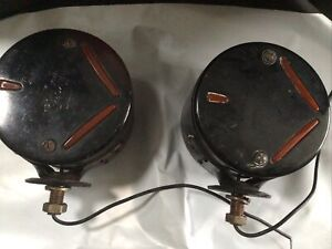 Vintage Dietz Pilot Arrow Doubled Sided Turn Signal 379 Nos