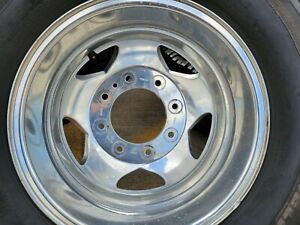 17 Chevy Silverado Sierra 3500 Dually Rims Wheels Oem 5519 5520 2019 2020 2021