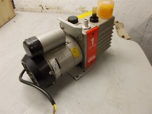 Edwards 1 Two Stage High Vacuum Pump E2m 1