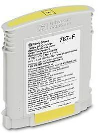 Compatible 787 f Yellow Pitney Bowes Postage Machine Ink