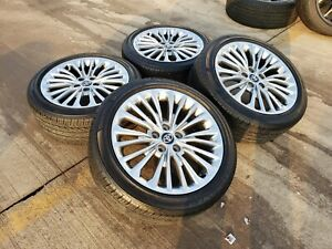 18 Toyota Camry Avalon Oem Wheels Rims Tires 75233 2017 2018 2019 2020 2021 Chr