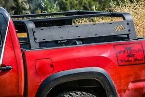 Westin 51 10015 Overland Bed Rack For 2005 2021 Toyota Tacoma Roof Top Tent 5 5