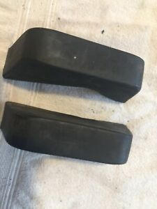 1971 74 Amx Javelin Rear Bumper Guards Left Right
