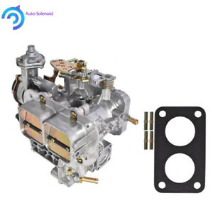 Carburetor For Weber 38 2 Barrel Fiat Renault Ford Vw Dodge Toyota Pickup Jeep